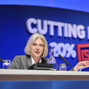 Home+Secretary+Theresa+May+speaks+at+the+Police+Federation+annual+conference