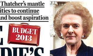 Budget 2013 - George Osborne
