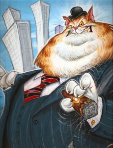 corporate-fat-cat