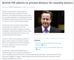 british-pm-admits-to-private-dinners-for-wealthy-donors