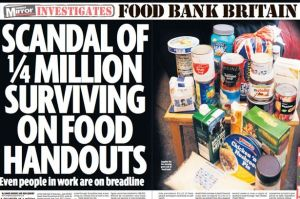 Food bank investigation by the Sunday Mirror-1519590
