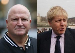 Hey Boris Johnson stop playing politics with peoples livelihoods in London