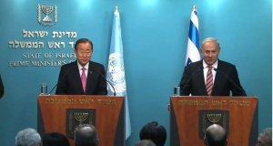 Benjamin-Netanyahu-Israel-Ban-Ki-Moon